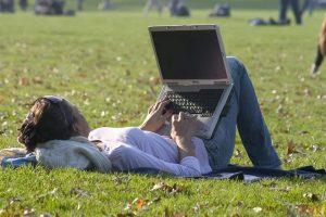 laptop park