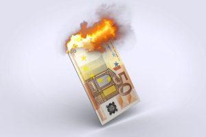 inflatie en spaargeld zijn geen vrienden