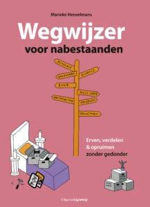 Cover Wegwijzer na de uitvaart