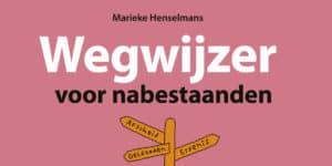 uitsnede cover Wegwijzer voor nabestaanden