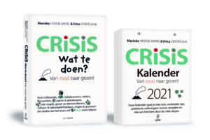 3d Cover Crisis boek plus kalender