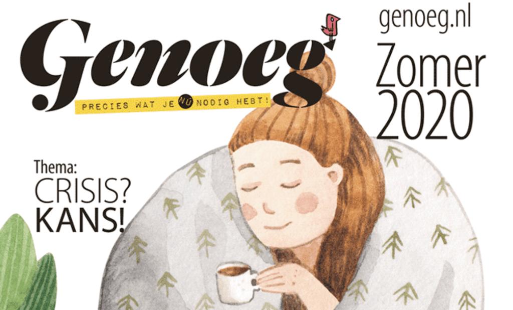 detail cover Genoeg zomer 2020