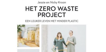 Boek Zero Waste project